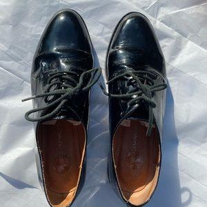 Rebecca Minkoff patent leather oxfords